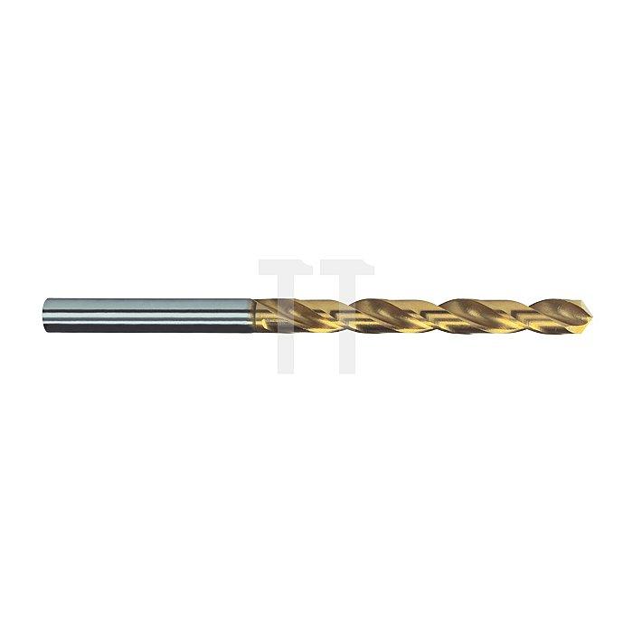 Spiralbohrer DIN 338 Typ N HSS-TiN geschliffen, mit Kreuzanschliff