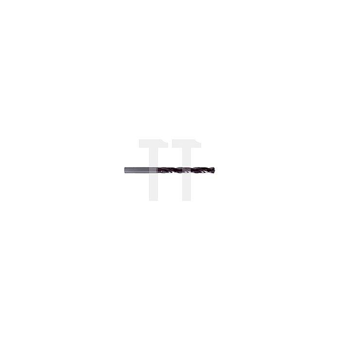 Spiralbohrer DIN 338 Typ N VHM TiAlN mit Kreuzanschliff