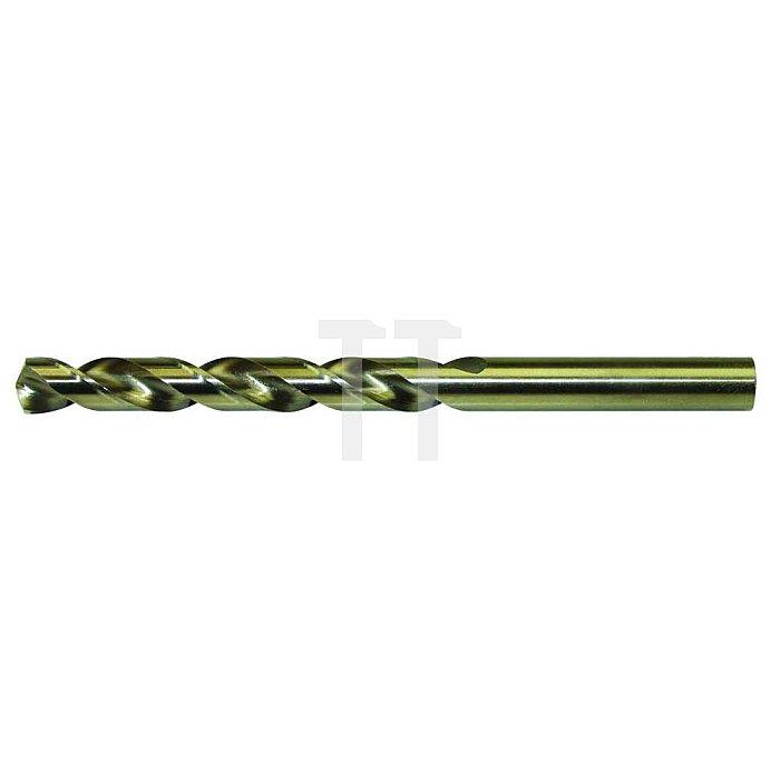 Spiralbohrer, kurz, Ø 6,2mm Typ N HSS-E / HSS-Co5 rechts