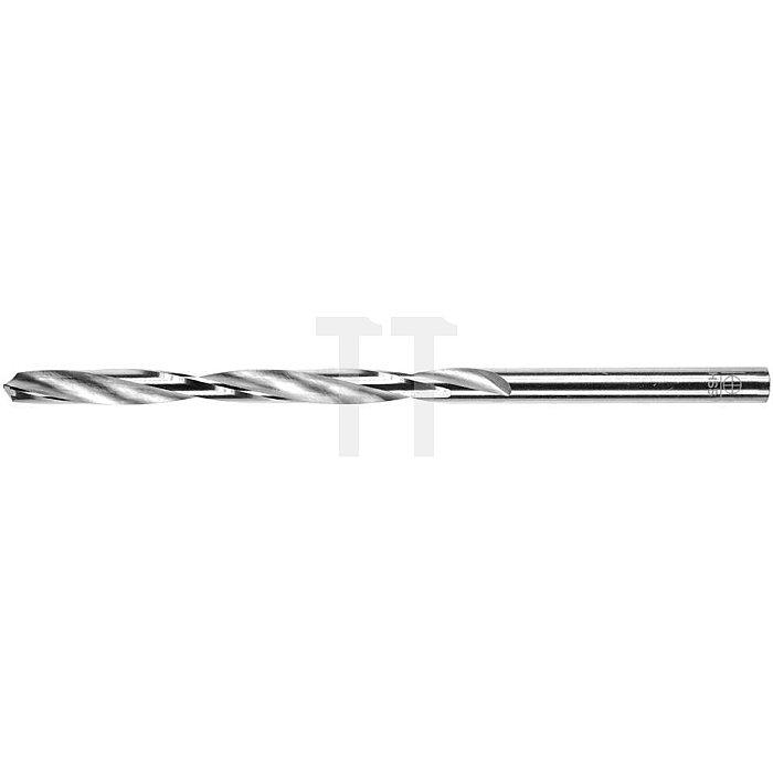 Spiralbohrer, zyl., lang Ø 1,5mm Typ H HSS rechts