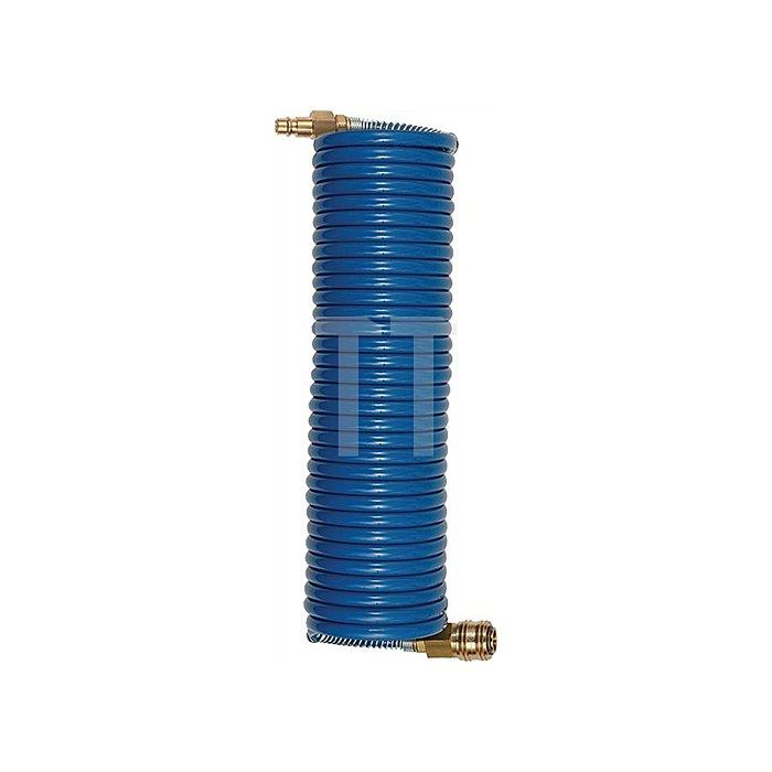 Spiralschl.-Kupplung-Set Nylon, PA 12 11,8 x 9,5 mm 5 m Arbeitslänge