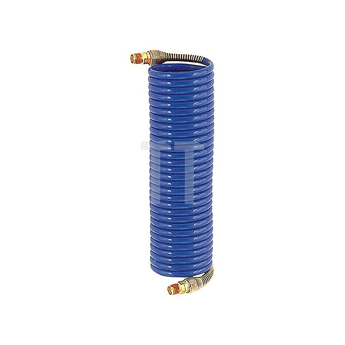 Spiralschlauch Nylon, PA 12 R 1/4, 7,9 x 6,3 mm 5 m Arbeitslänge