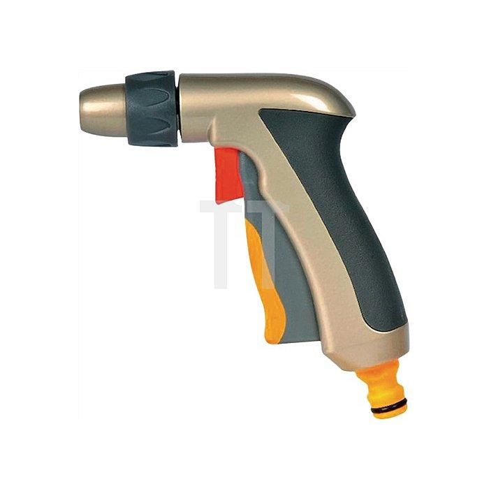 Sprühpistole Jet Plus 2 Sprühmuster Düsen und Flachstrahl