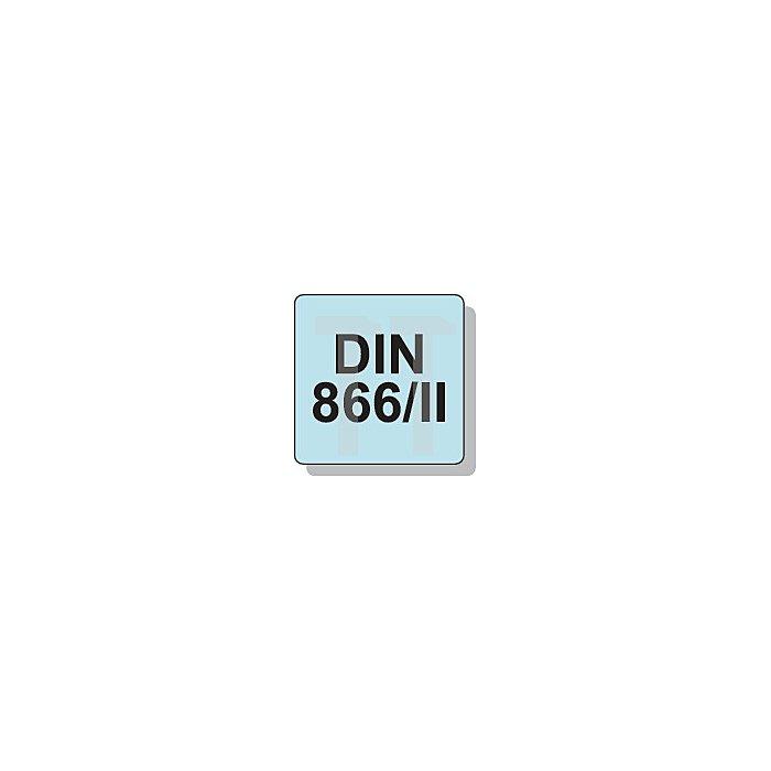 Stahlmaßstab DIN866/II L.1000mm