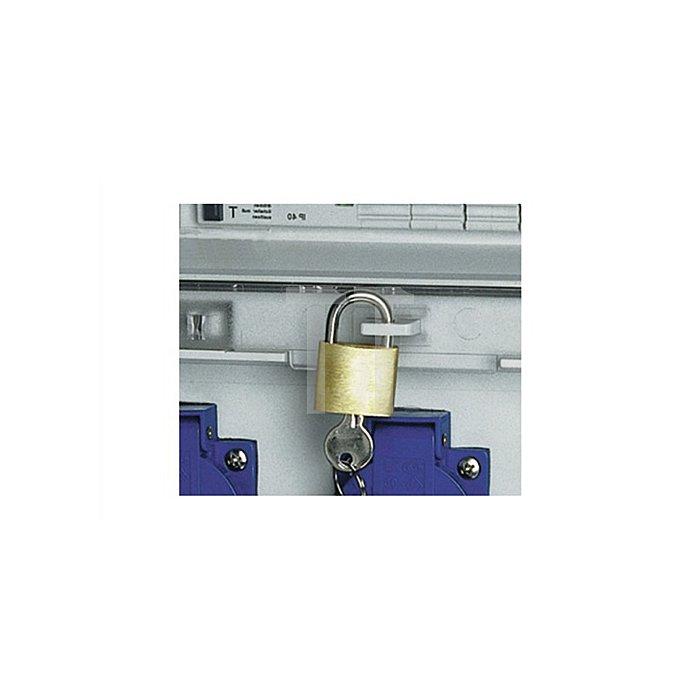 Standstromverteiler IP44 Ausg.2xCEE 16A Eingang 1xCEE 16A VOTHA 4Schuko m.FI