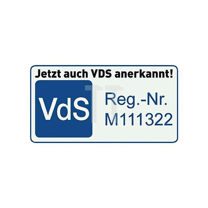 Stangenset SVG silber elox.