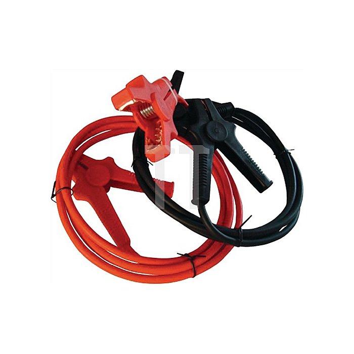 Starthilfekabel 25qmm/3,5m/Benzin-/Dieselmotoren bis 5500/3000ccm