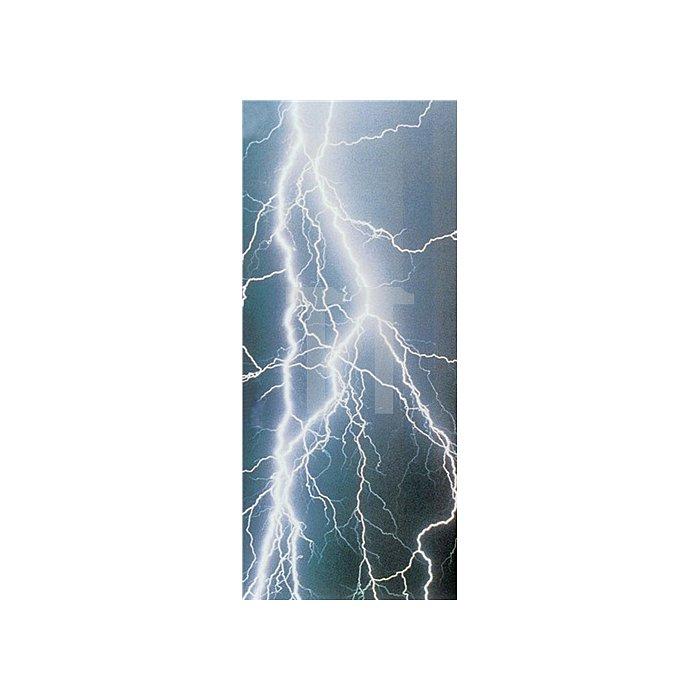 Steckdosenleiste 5fach m.Schalter silber/silber L.2,5m H05VV-F