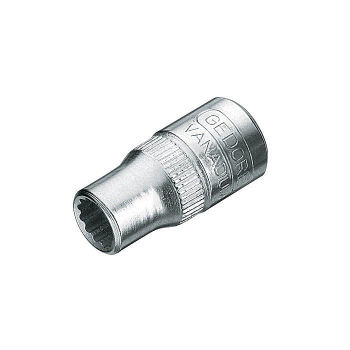 Steckschlüsseleinsatz 1/4Zoll UD-Profil 12mm