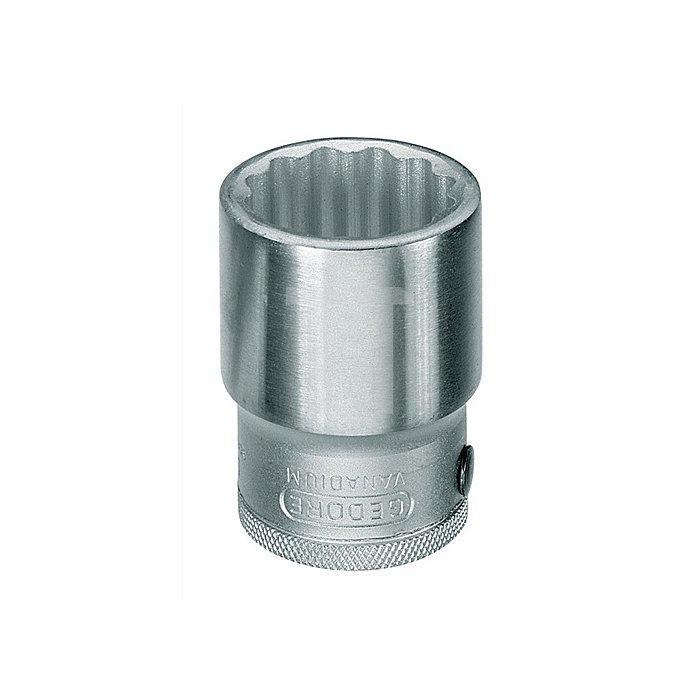 Steckschlüsseleinsatz 3/4Zoll UD-Profil 1.7/16Zoll