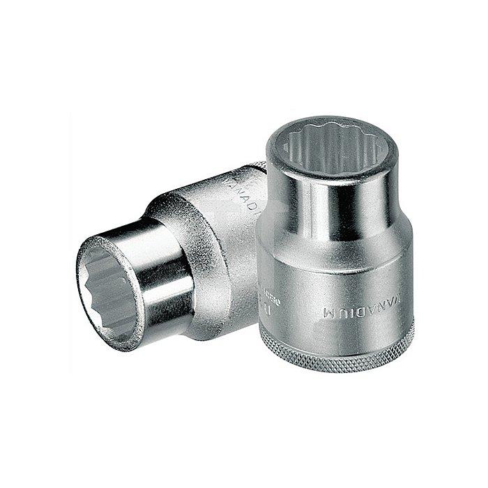 Steckschlüsseleinsatz 3/4Zoll UD-Profil 38mm