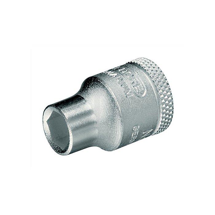 Steckschlüsseleinsatz 3/8Zoll 6-kant 13mm