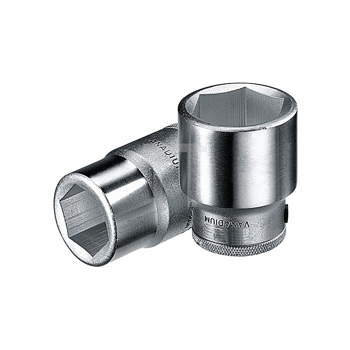 Steckschlüsseleinsatz SW19mm 3/4Zoll 6KT GEDORE DIN3124/ISO2725