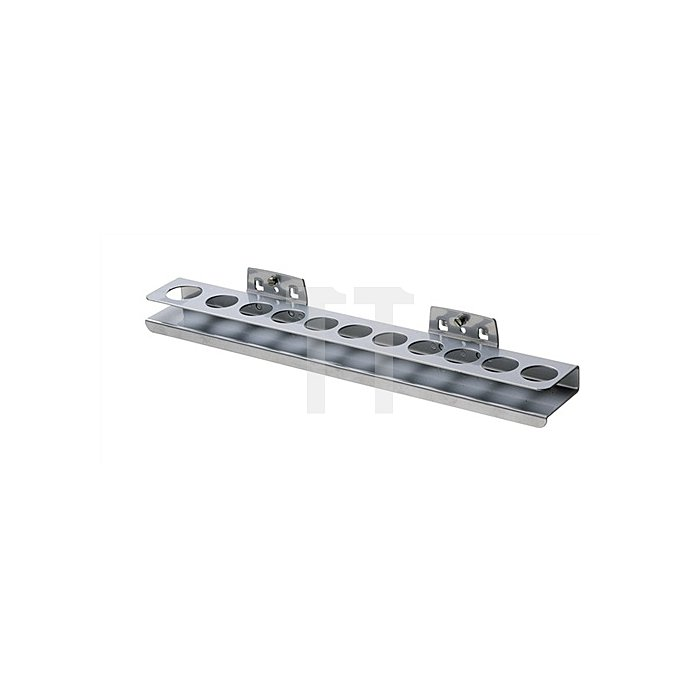 Steckschlüsselhalter mit 11 Löchern