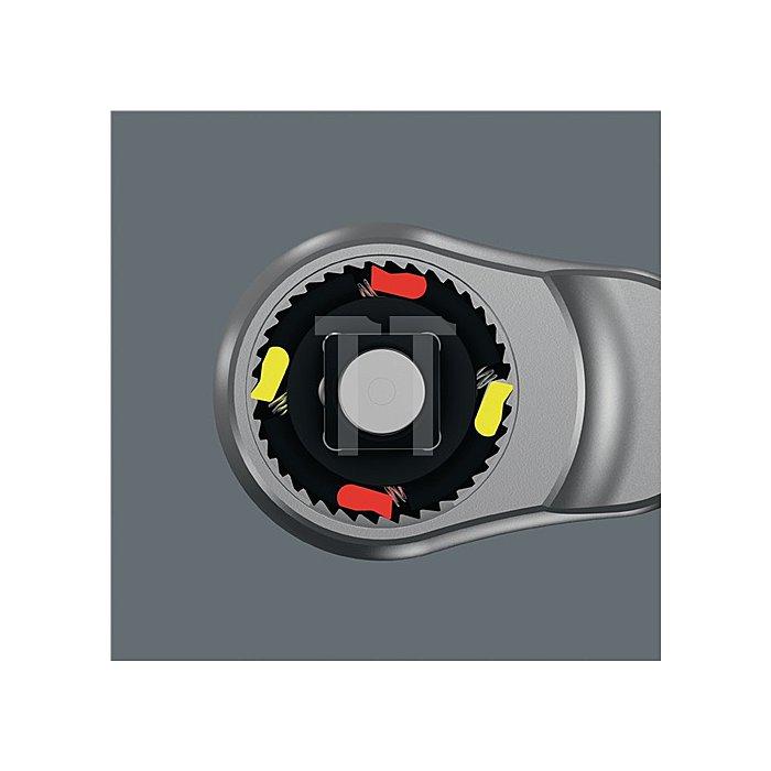 Steckschlüsselsatz 1/4 Zoll 28 teilig sw 5,5 bis sw 13 Zyklop Metal push Knarre