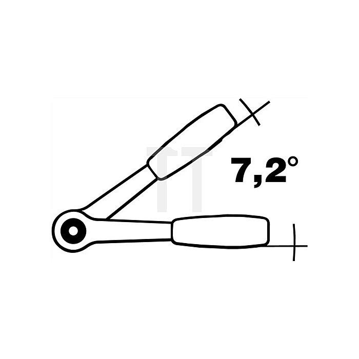 Steckschlüsselsatz CV. 14tlg. 22-50mm 3/4Zoll GEDORE f.4KT-Antrieb