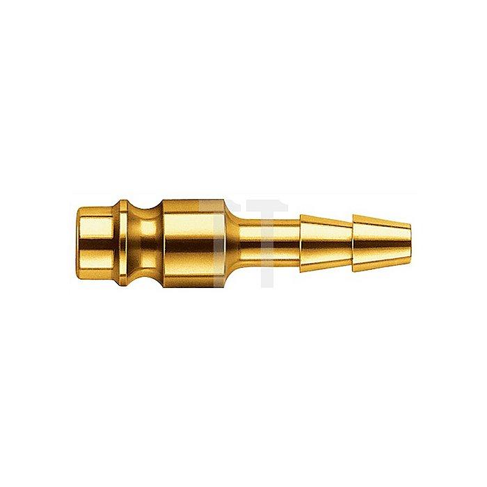Stecktülle Ms. Schlauch-W.9mm m.Schlauchtülle