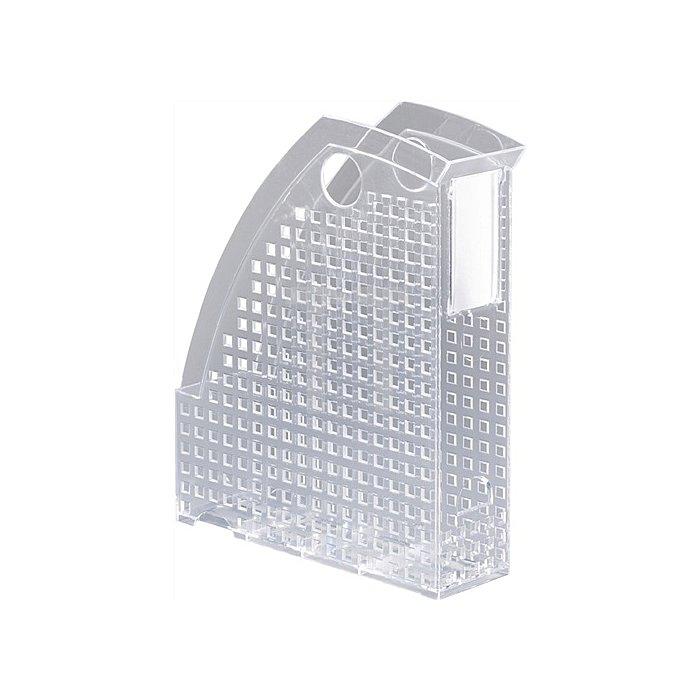 Stehsammler transparent, f.Format DIN A4 B74xT244xH305mm