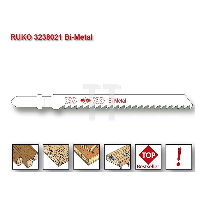 Stichsägeblatt 8021 HSS-Bimetall