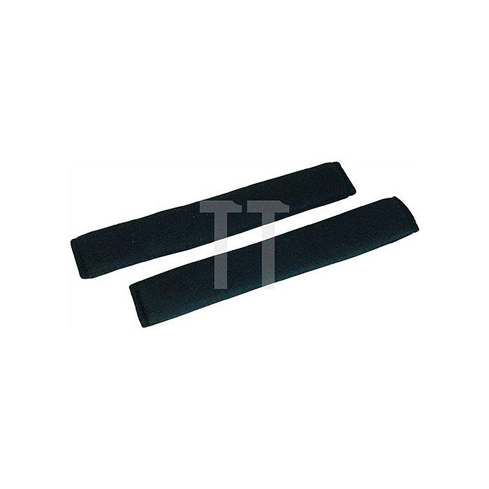 Stirnschweissband 100%BW schwarz m.Klett Zubehör f. Optrel e640/e650/e670/e680