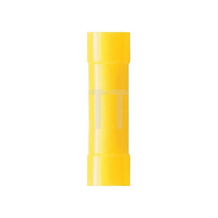 Stoßkabelverbinder gelb 4-6mm2 WEIDMÜLLER 100St./Btl.