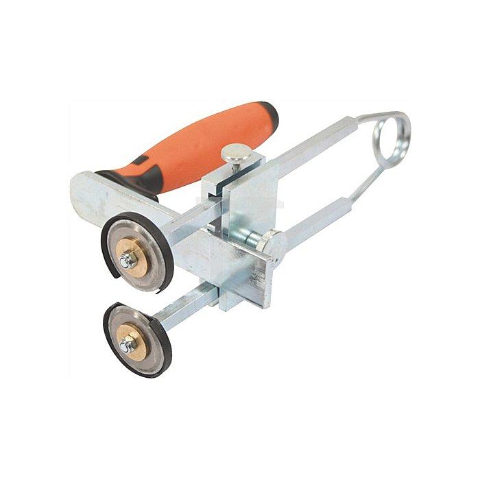 Streifenschneider max.Schnitt-B.120mm für Platten bis S.18mm Freund