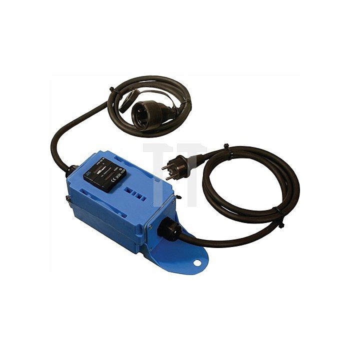 Strom-/Betriebsstundenzähler Stecker/ Kupplung 230 V 2 x 1,5 m Kabel 3x2,5 IP44