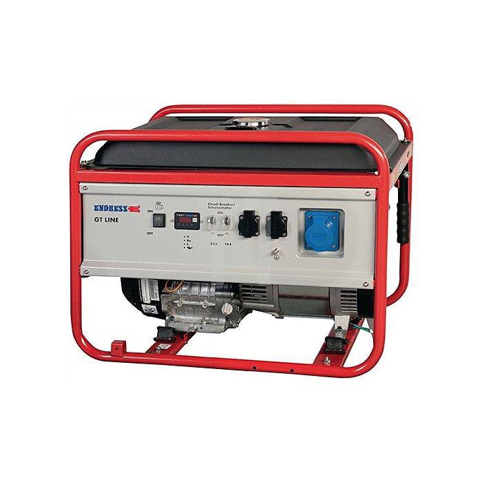 Stromerzeuger ESE 206 RS-GT synchron/3,5kVA/3,5kW/3x230V/Benzin/Subaru EX27