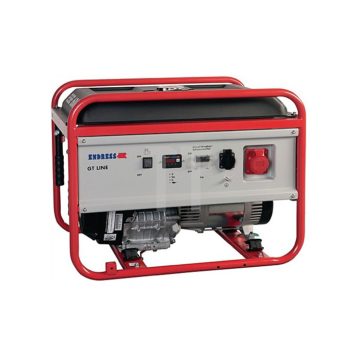 Stromerzeuger ESE 206 RS-GT synchron/6,2kVA/5,0kW/1x230+1x400V/Benzin/Subaru EX4