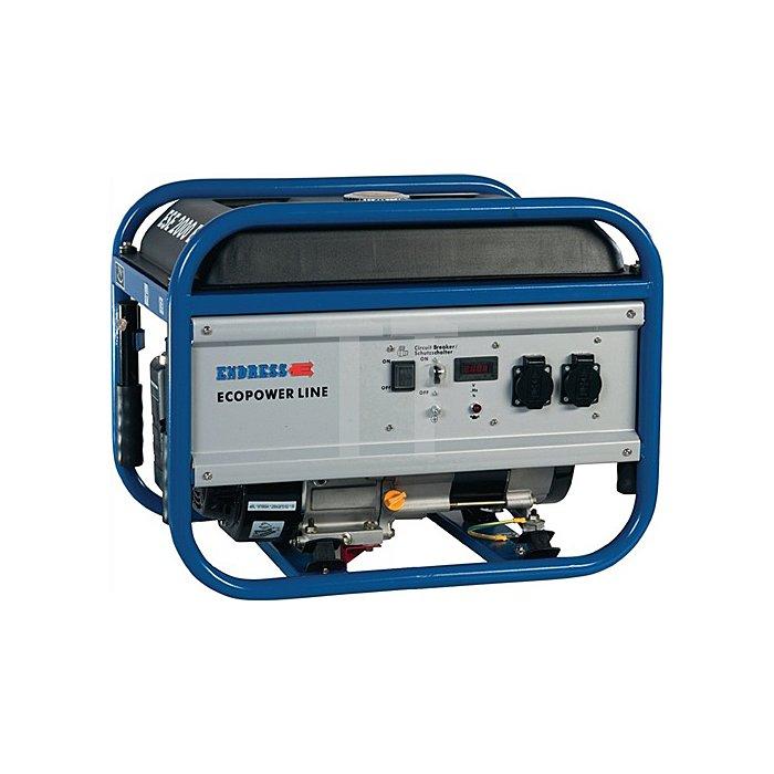 Stromerzeuger ESE 3000 BS synchron/2,5kVA/2x230V/Benzin