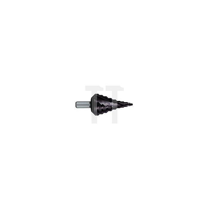 Stufenbohrer HSS-TiAlN für metrische Kabelverschraubungen, DIN/EN 60423