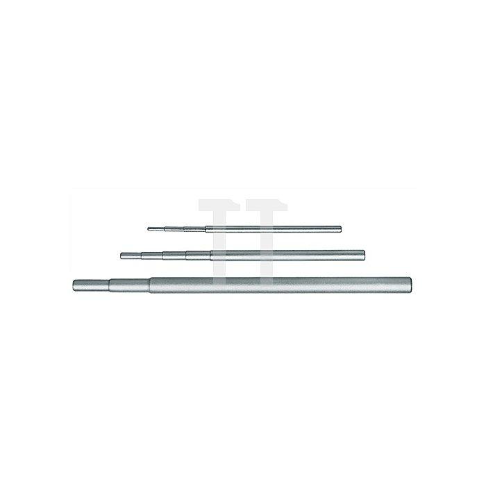 Stufendrehstift 190mm lang, d 3,7 - 7,0mm