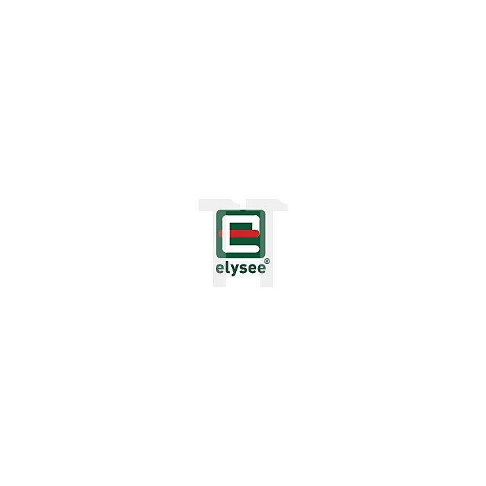 Sweatjacke Florenz Gr.XL schwarz/grau 80% BW/20%PES