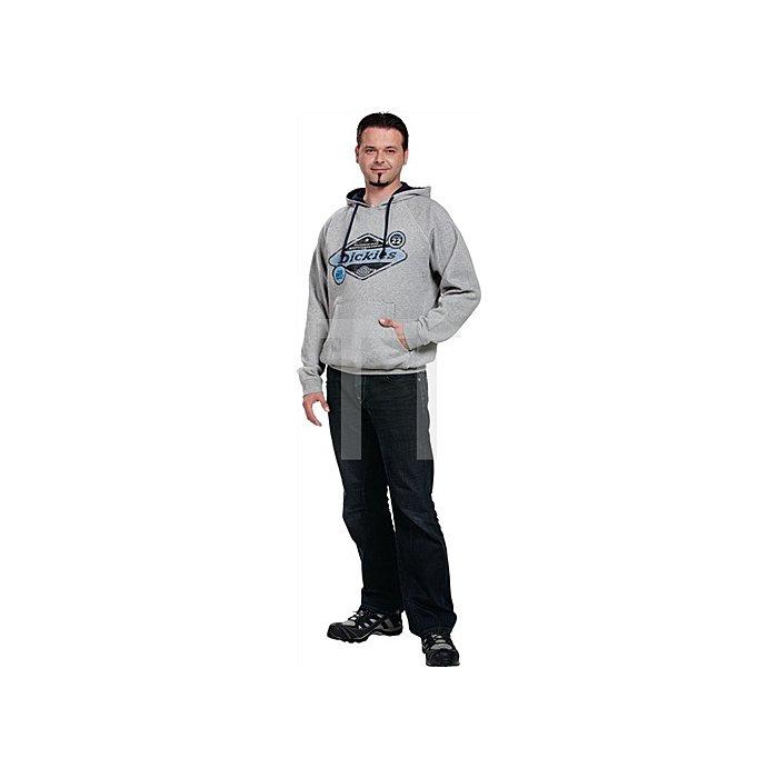 Sweatshirt Baywood Gr.M grau 80%BW/20%PES