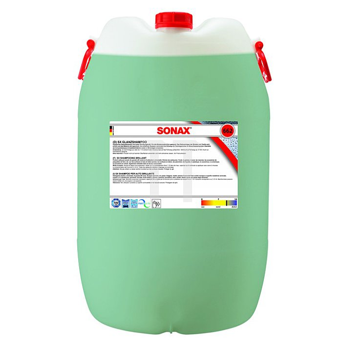SX GlanzShampoo 60 Liter