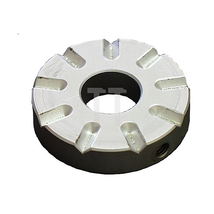 Teilscheibe T10 für Kernbohrer mit 5 oder 10 Schneiden