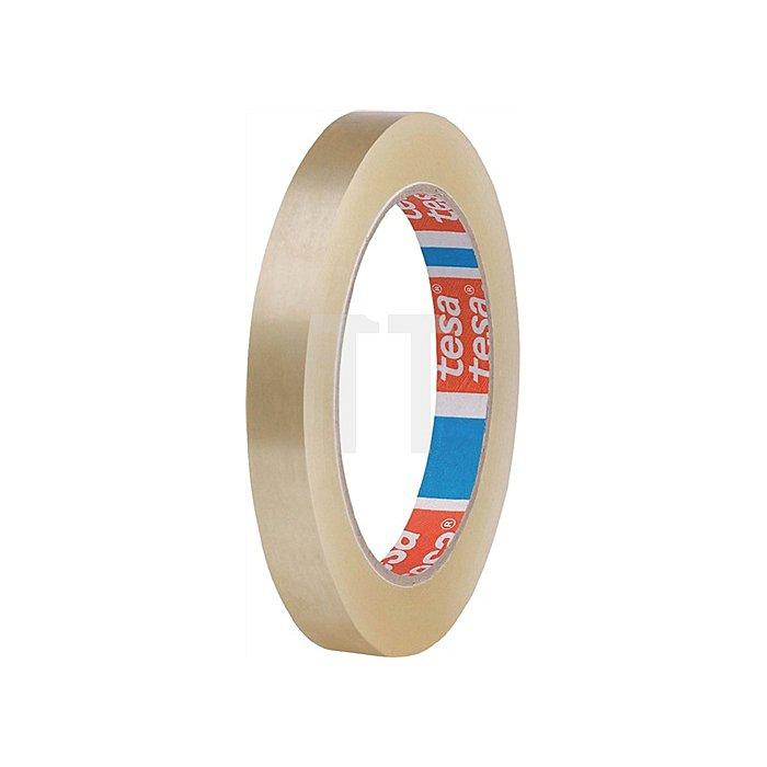 Tesafilm 4204 Länge 66m Breite 19mm farblos PVC-Folie tesa