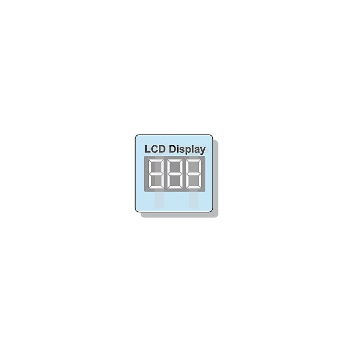 Thermo-Hygrometer BL-Compact TF-IR H.190xB.52xT.30mm m.IR Oberflächen-Temperatur