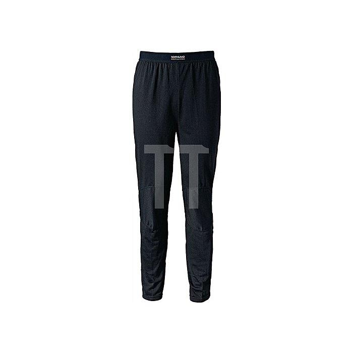 Thermo-Unterhose Gr.XL, schwarz, atmungsaktiv, bis - 15 Grad
