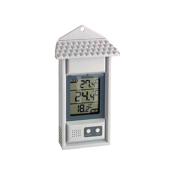 Thermometer digital für innen/außen H.150xB.80xT.29mm