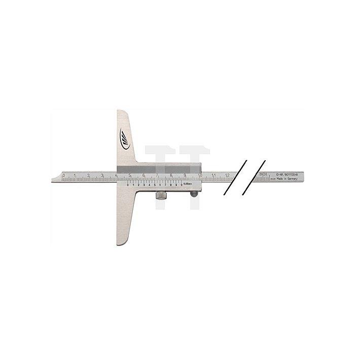 Tiefenmessschieber DIN862 300mm Brücken-L.150mm HELIOS PREISSER