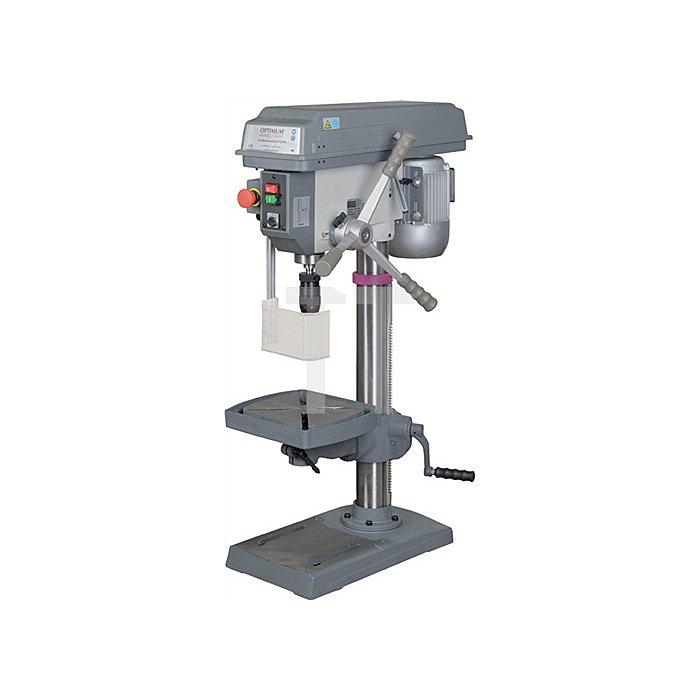 Tischbohrmaschine B23PRO 400V 12 Stufen/200-2440min-1/R/L-Lauf/Ausladung 180mm