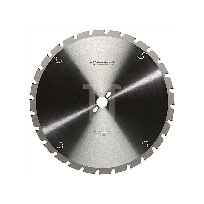 Tischkreissägeblatt UW 42Z. D.250mm B.3,2mm SCHUMACHER Bohrung 30mm