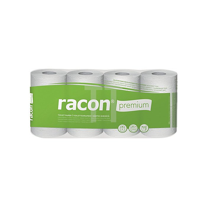 Toilettenpapier racon premium
