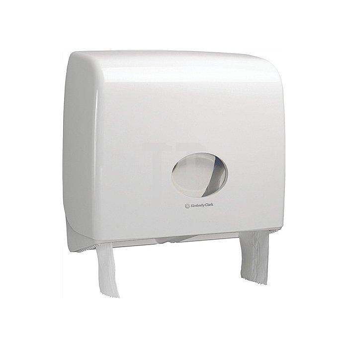 Toilettenpapierspender Aquarius Jumbo Midi H.382xB.446xT.129mm f.9000474148/-149