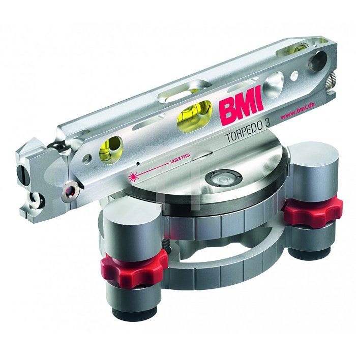 BMI Torpedo 3 Set, 3 - Punktlaser 650024635M-SET