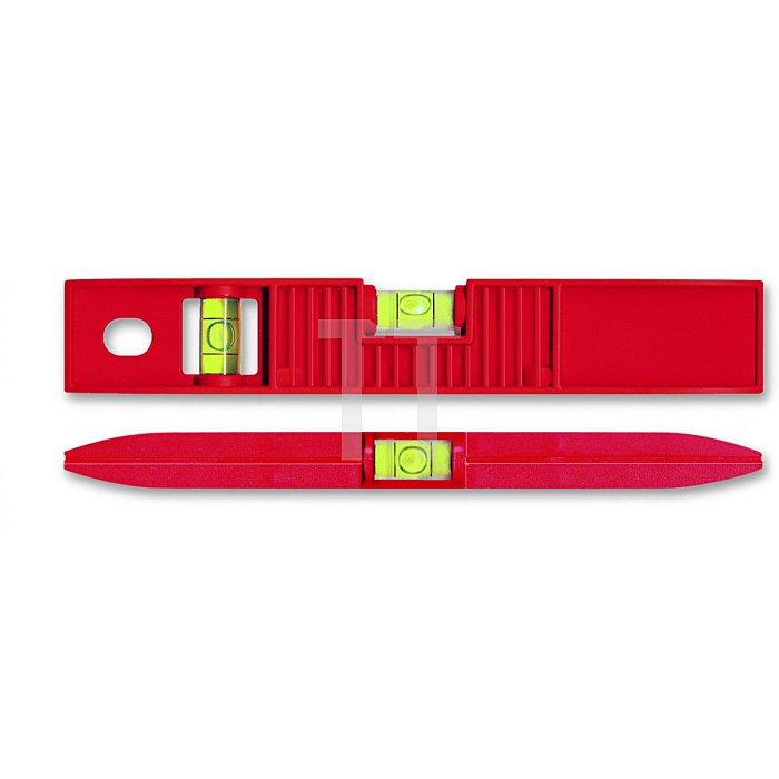 BMI Torpedo-Wasserwaage, 25 cm mit Magnet 685025003M