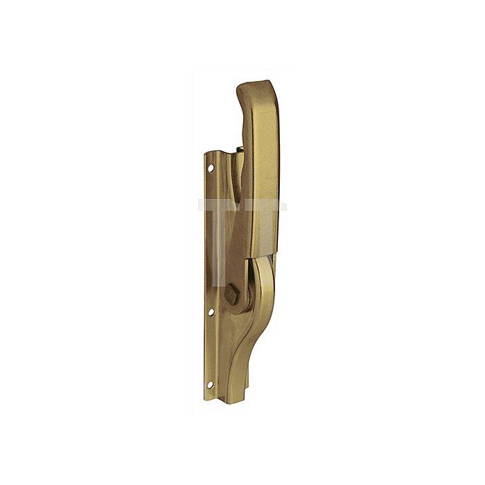 Tortreibriegel Plano 2.0 10mm mit Schlaufen gelb verzinkt