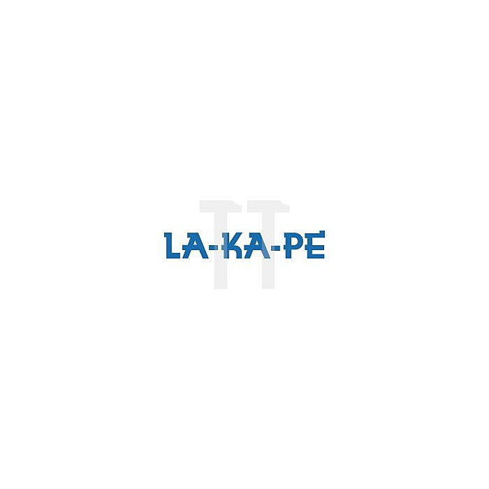 Transportkasten PP grau Schwerlast 600x400x210mm LAKAPE hochbelastbar