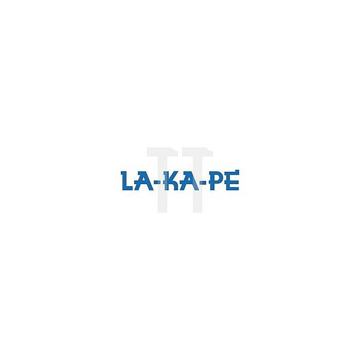 Transportkasten PP grau Schwerlast 600x400x420mm LAKAPE hochbelastbar